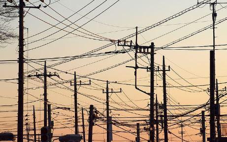 Red eléctrica y los accesos