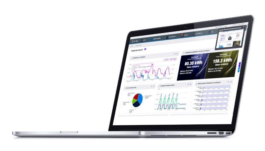 monitorizar ahorro de energía eléctrica en empresas